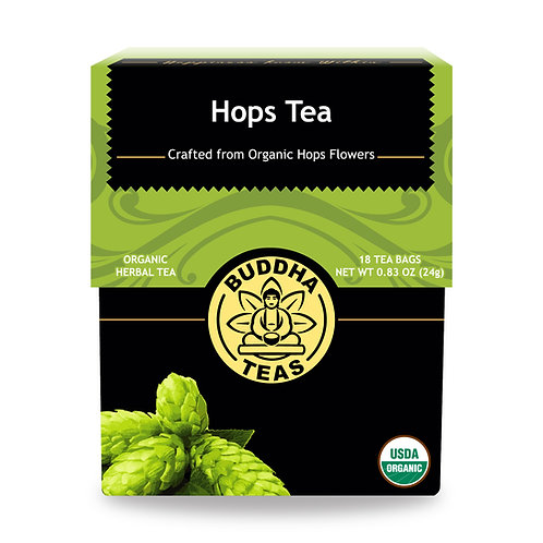 Hops Tea - Organic - 18 Tea Bags
