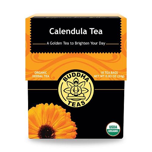 Calendula Tea - Organic - 18 Tea Bags