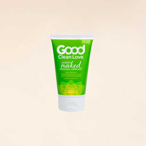 Good Clean Love - Almost Naked® Organic Personal Lubricant - 4 oz