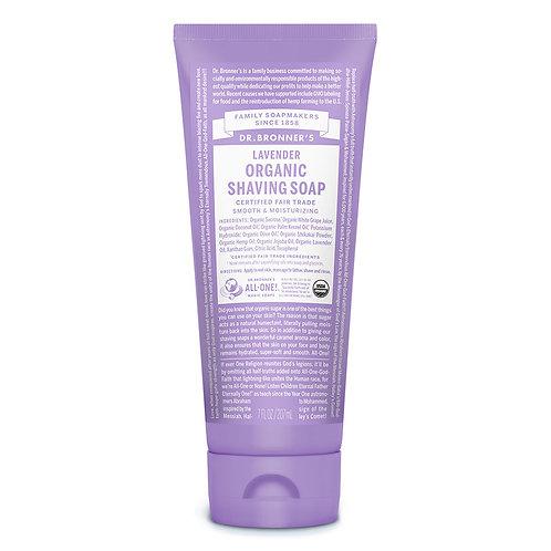 Dr. Bronner's - Organic Lavender Shaving Gel - 7 fl oz