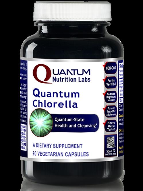 QNL - Chlorella, Quantum - 90 Capsules