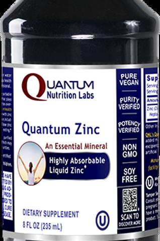 Zinc, Liquid Quantum - Quantum Nutrition Labs - 8 fl oz