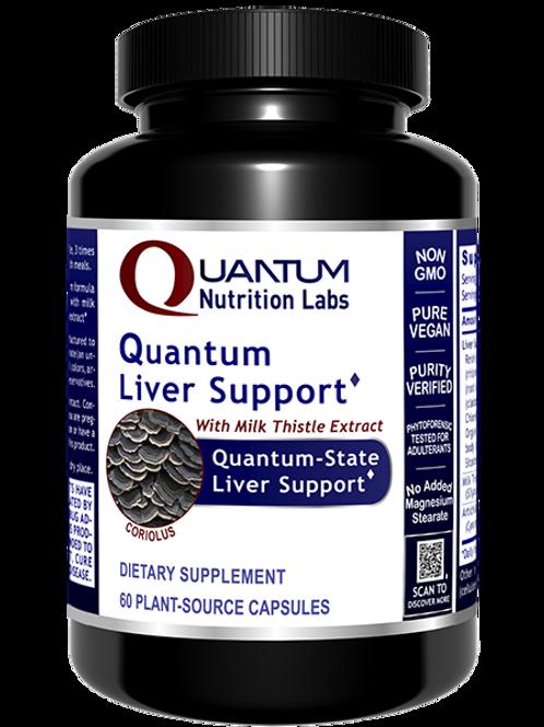 QNL - Liver Support, Quantum - 60 Capsules