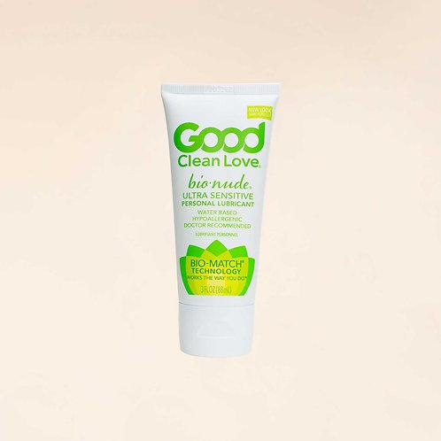 Good Clean Love - BioNude™ Ultra Sensitive Personal Lubricant - 3 oz