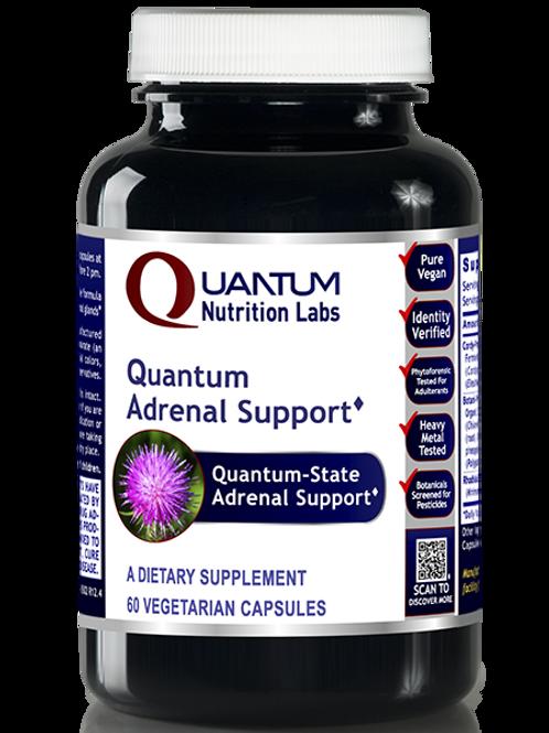 QNL - Adrenal Support, Quantum - 60 Capsules