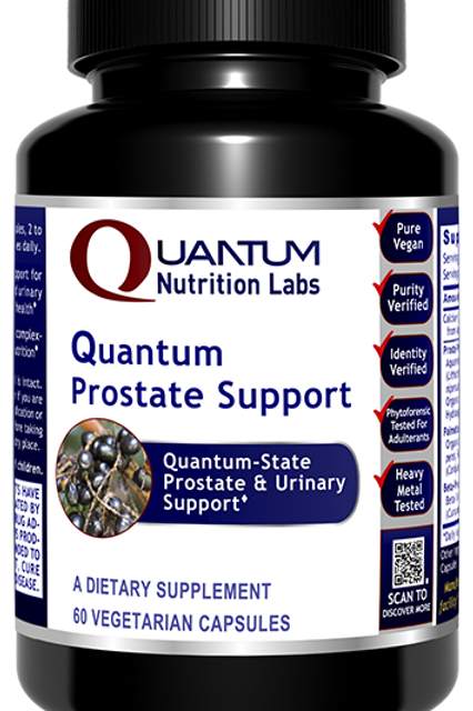 QNL - Prostate Support - 60 Capsules