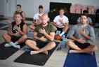 Yoga Workshop Deutsche Sporthilfe