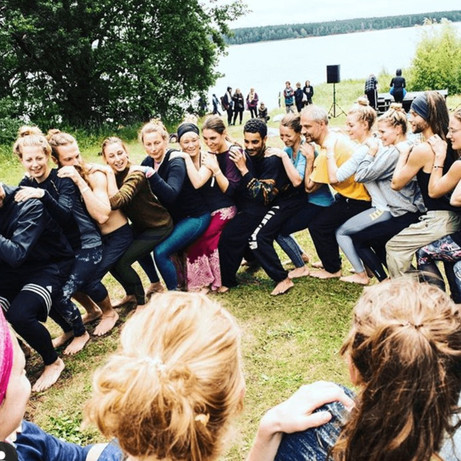 Acro Workshop Yoga United