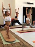 Yoga Board Workshop Urban Fit Days