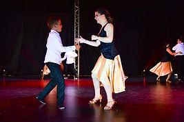 DANCE SHOW 19 - Danse de Couple Enfants