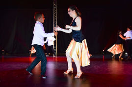 DANCE SHOW 19 - Danse de Couple Enfants