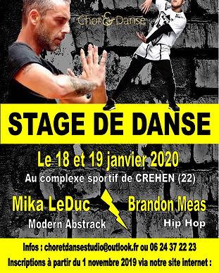 Affiche stage Abstrack & hip hop 2020.jp