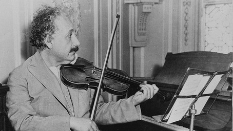 The Process Einstein Used To Simulate Creativity And Why It Worked