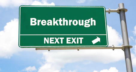 A NEW BREAKTHROUGH PROCESS FOR INNOVATION