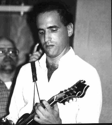 Arnie Solomon Bluegrass Musician,Mandolinist,Bill Monroe