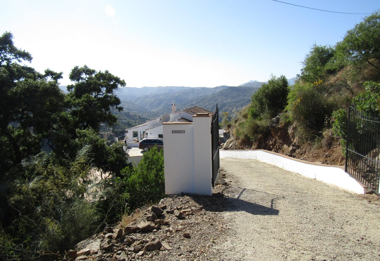Casa mendoza private entrance