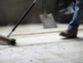 Intense cleaning / canberra / construction cleaning