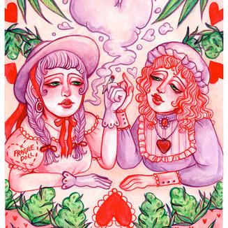 Stoner Dolls