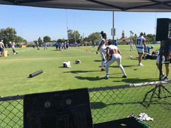 Chargers Training Camp