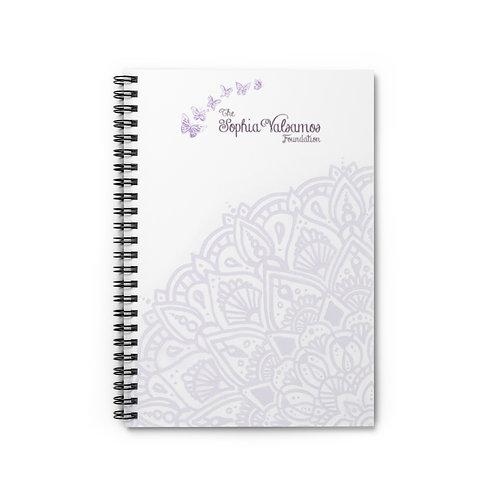TSVF Spiral Notebook