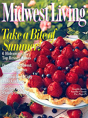 Barron & Stoll Midwest Living Cover