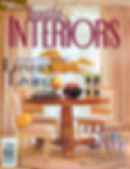 Barron and Stoll Beautiful Interiors Cover