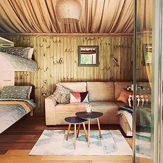 Doris 1 bedroom cabin interior sofa.JPG