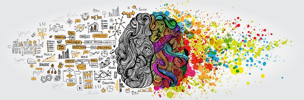 right vs. left brain