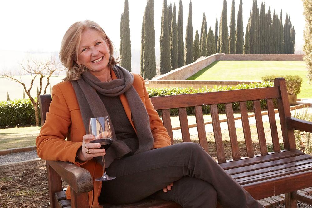 Elisabetta Gnudi Angelini, Altesino Wine