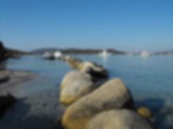 baie de san ciprianu corse du sud