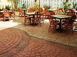 Decorative Stamped Concrete