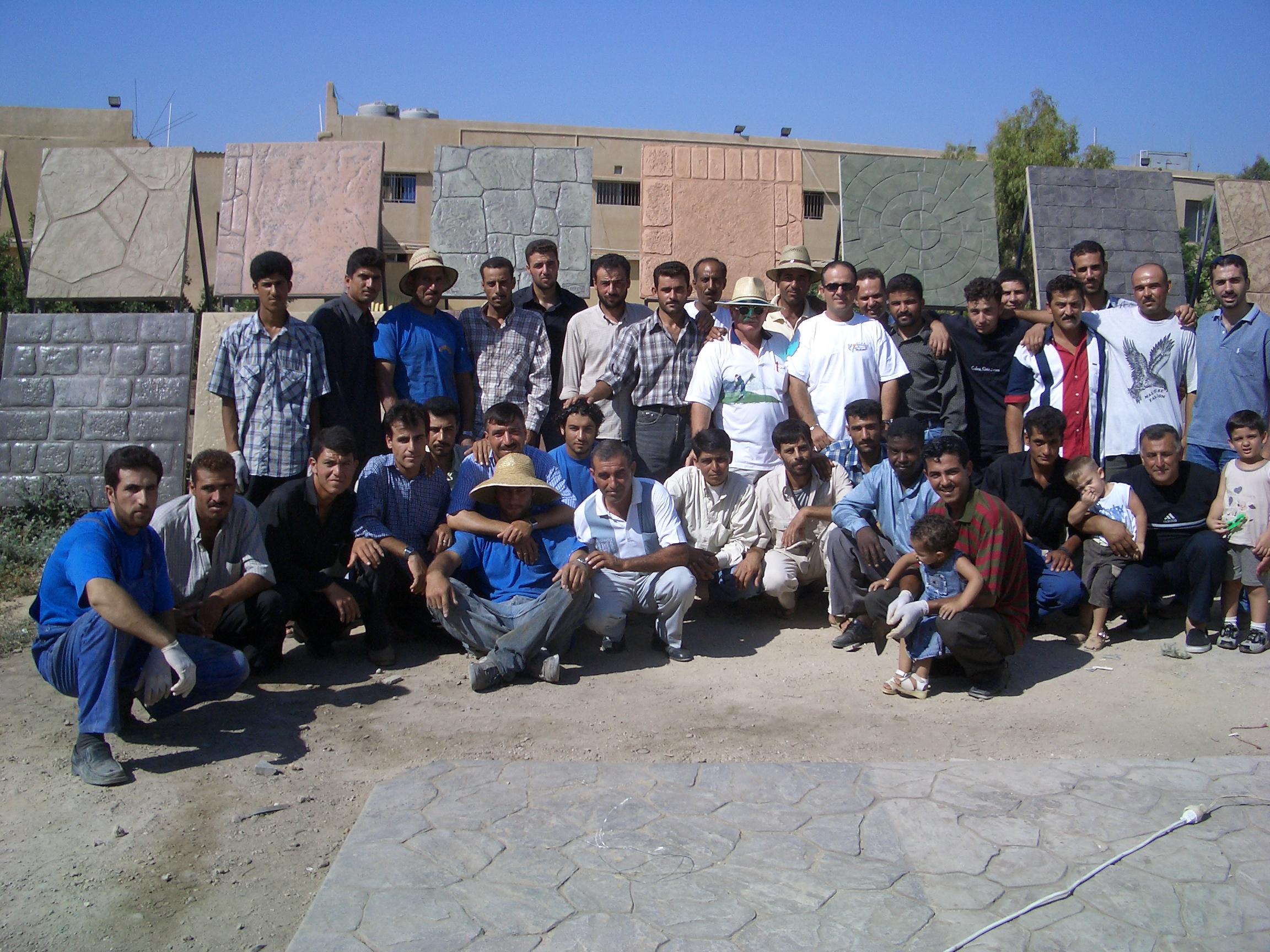 Crew 2004