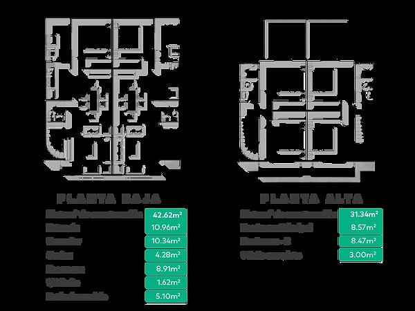 Plano de Casa 70 m