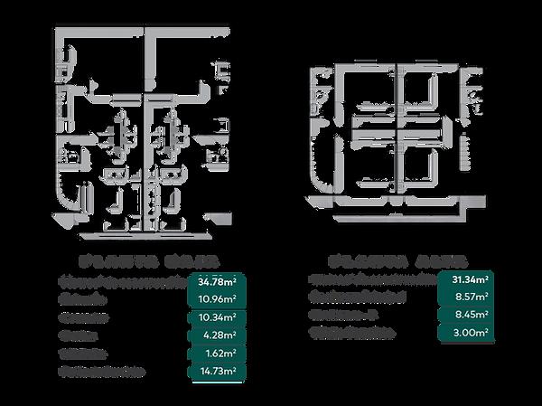 Plano de Casa 60 m