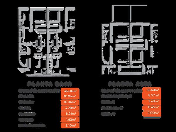 Plano de Casa 80 m