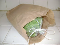 Pasto de Trigo empacado