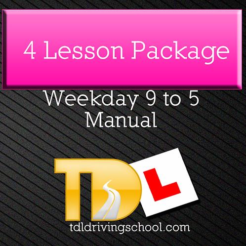 4 Lessons - Manual - OffPeak