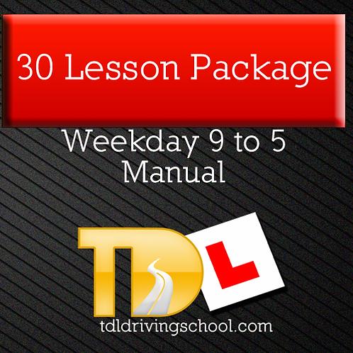 30 Lessons - Manual - OffPeak
