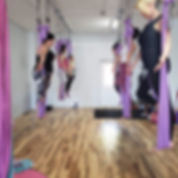 Pole & Aerial class to benefit Friends o