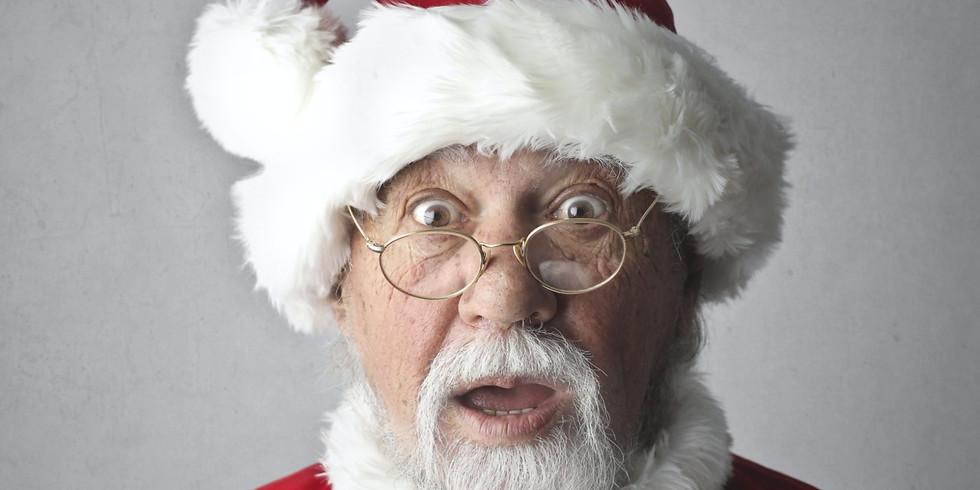 Ticket For Santa 12:00 - 1:00 PM
