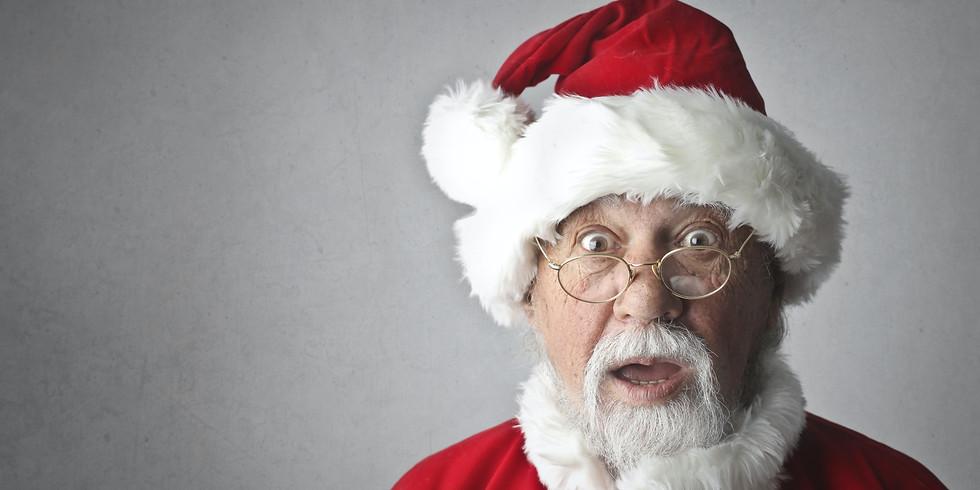 Ticket For Santa 11:20 AM