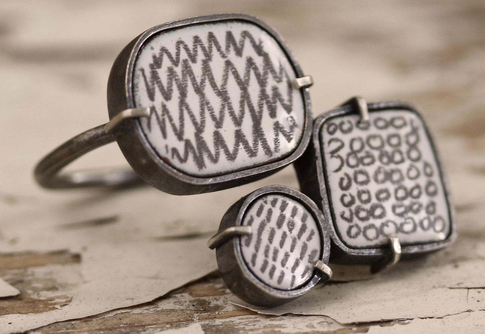 Rings by Rachel Brown Jewellery