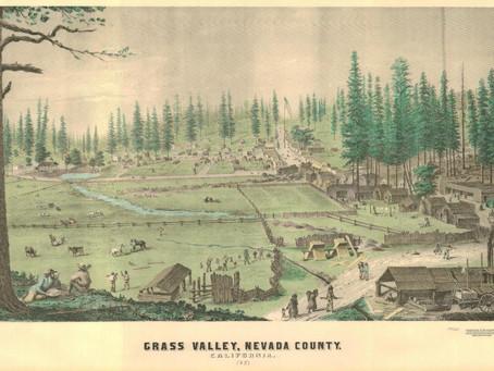 Nevada County History