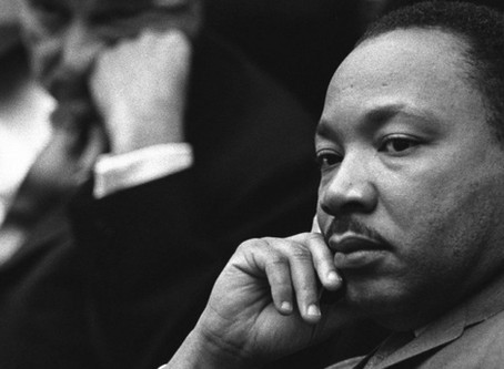 Grieving...and Dr. King