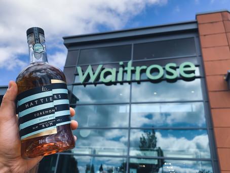 Hattiers Rum at Waitrose & Partners