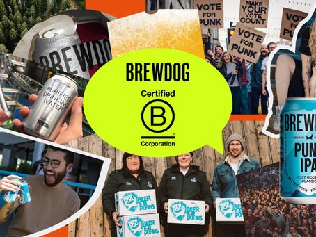 BrewDog becomes a B Corp!