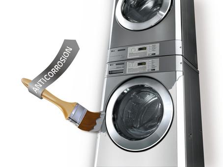 Tại sao nên sử dụng LG Giant-C cho kinh doanh giặt sấy hiện đại?