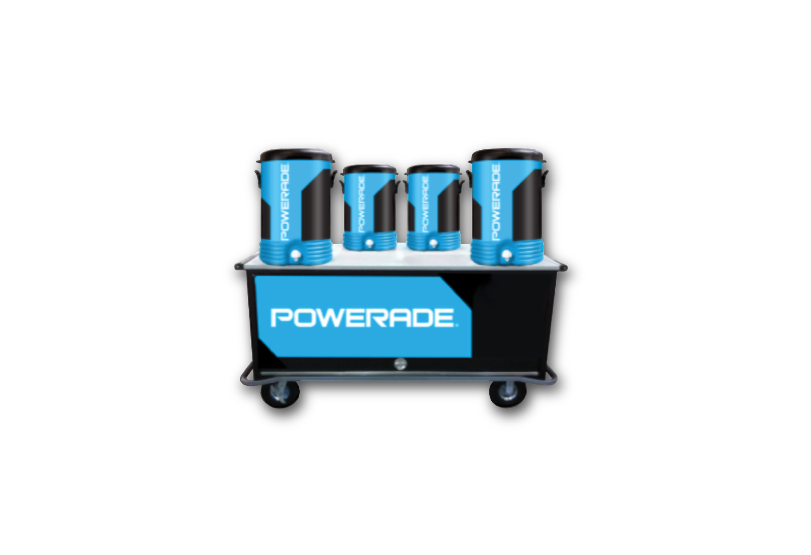 Rhino Hydration SuperCart - POWERADE
