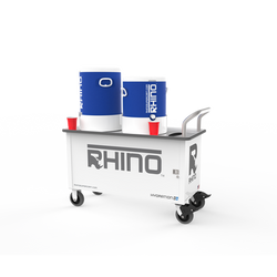 HCC2_2 Cooler Rhino Hydration CourtCart_Qtr Profile