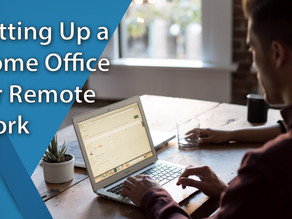How can you set up your Remote Workspace?